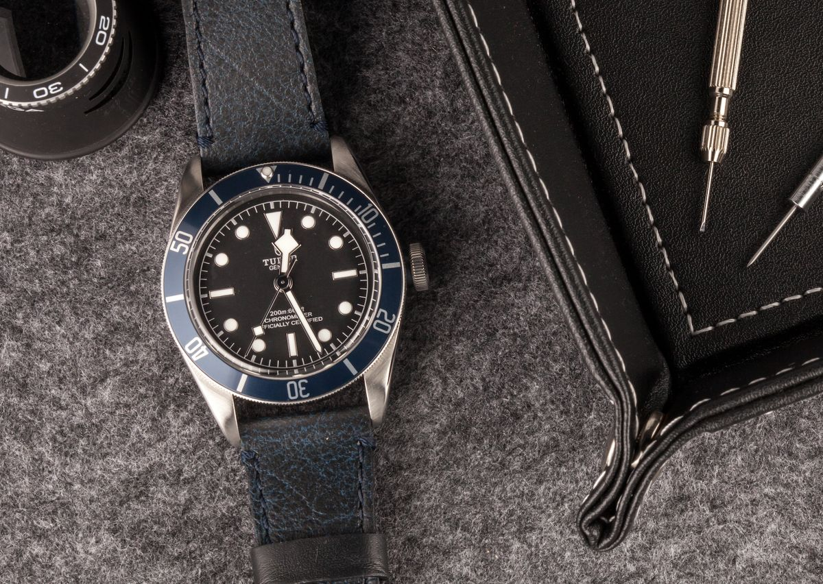 Best Luxury Watches for $1K and $5K Tudor Black Bay Blue Bezel