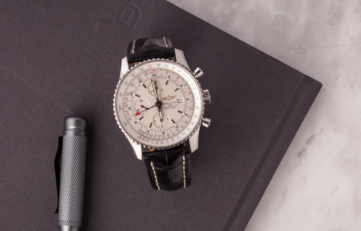 Breitling Watches: A Few of the Best Navitimer GMT World Time A2432212 Models