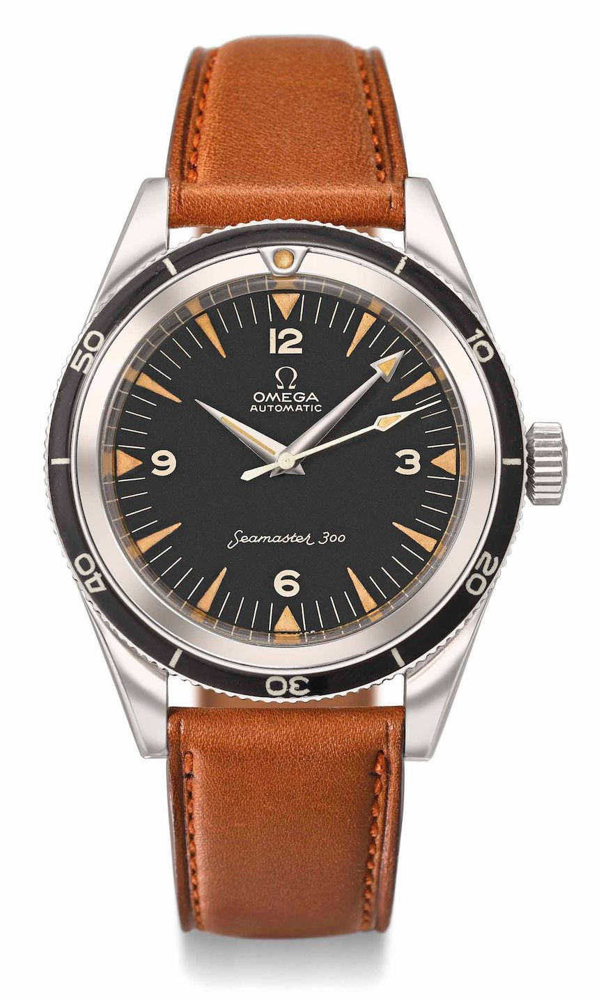 3 Best Vintage Omega Watches for Men Seamaster 14755