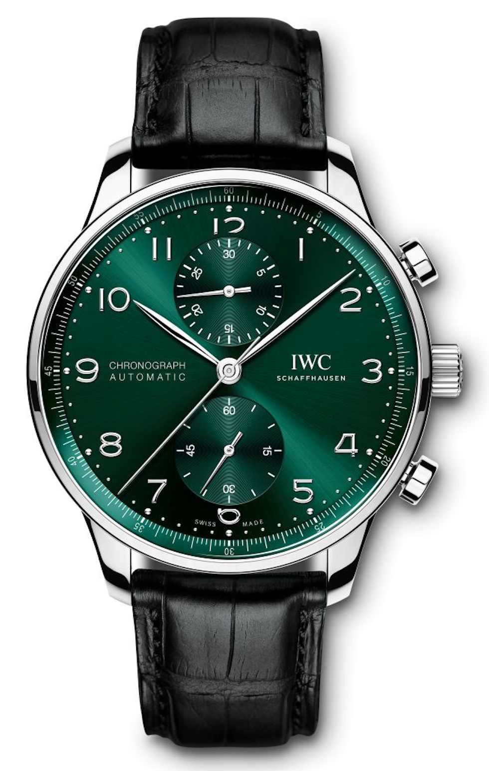New IWC Portugieser Chronograph Watch models for 2020