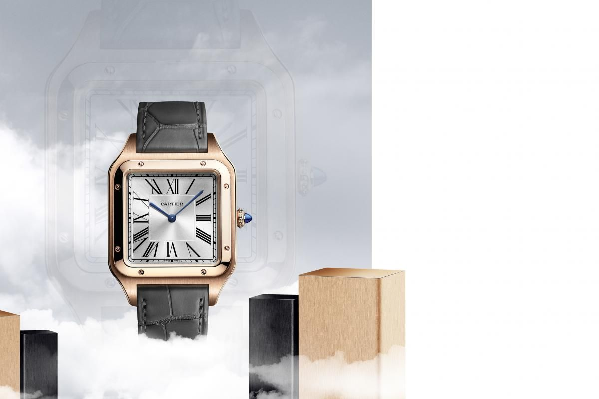 New Cartier Watch Models for 2020 Santos-Dumont Watches