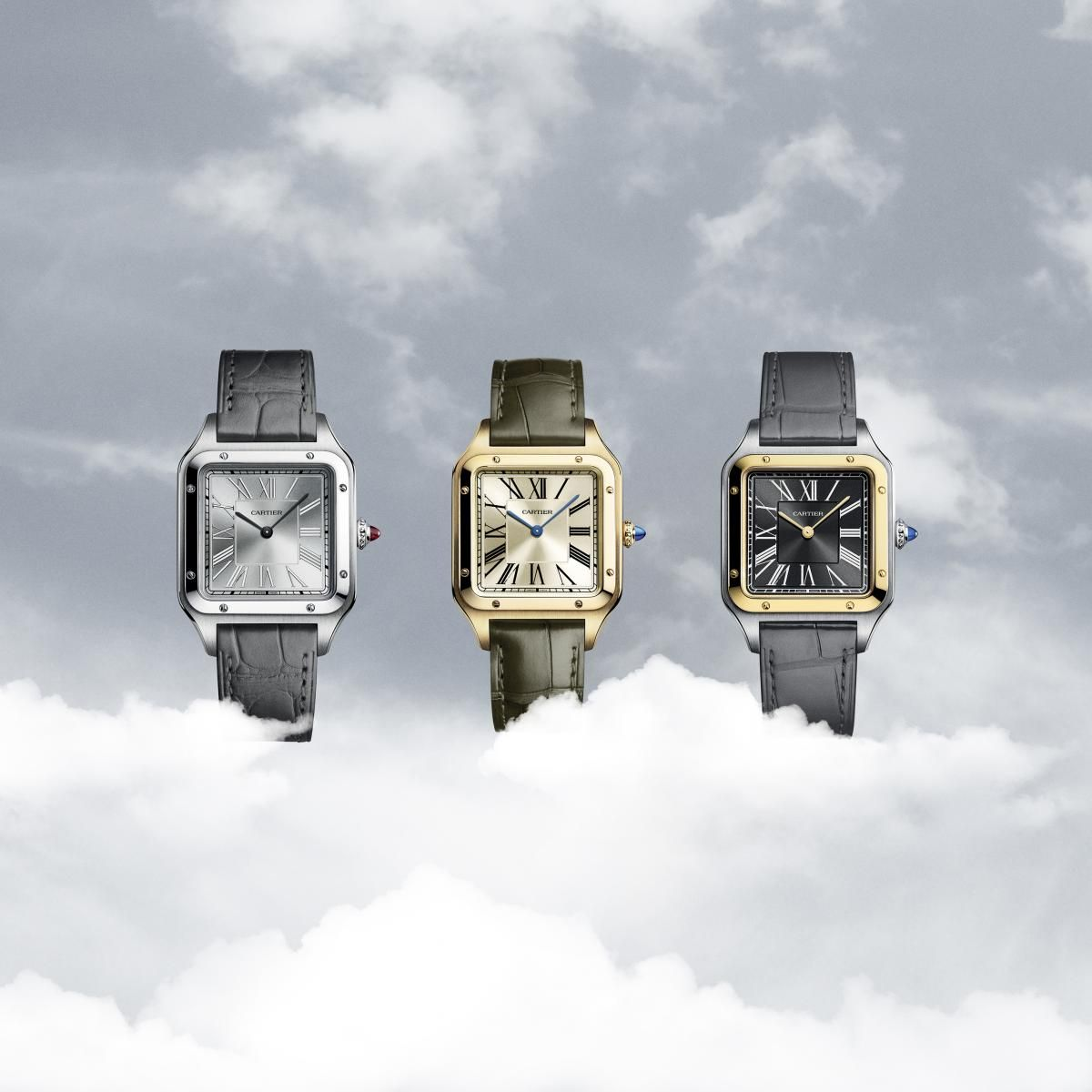 New Cartier Watch Models for 2020 Announced Santos-Dumont Watches