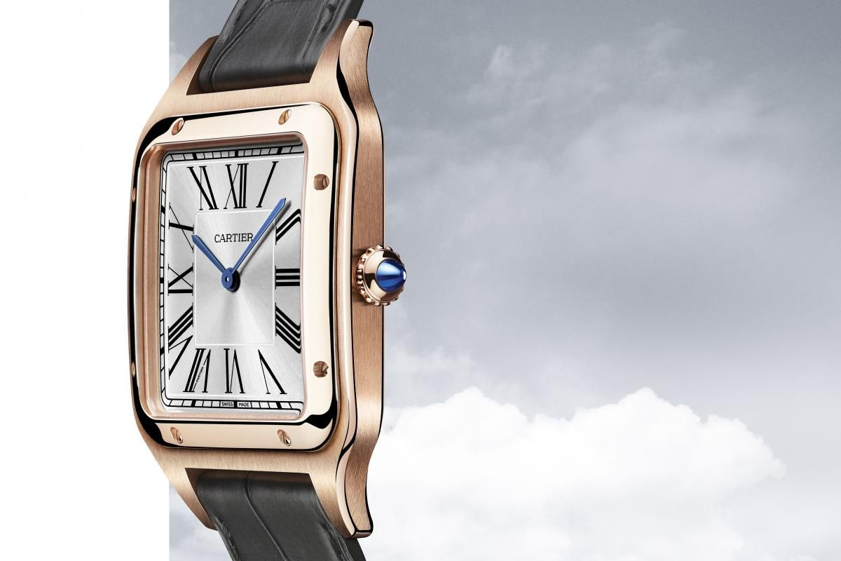 New Cartier Watches for 2020 Santos-Dumont Watch