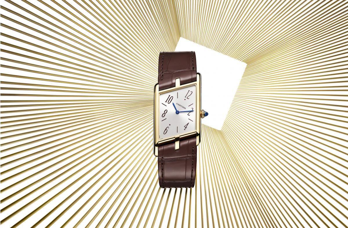 New 2020 Cartier Watch Models Tank Asymétrique