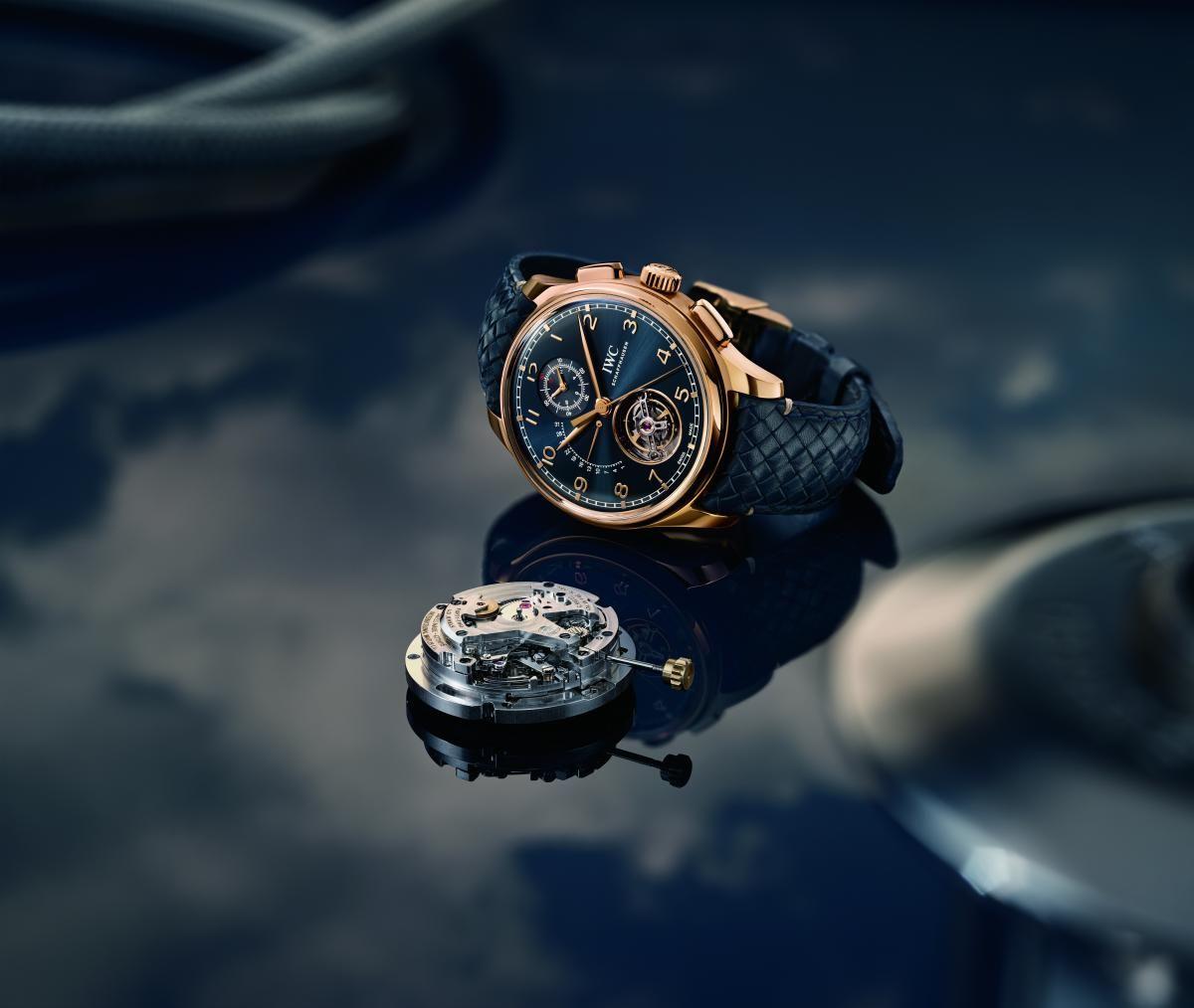 New 2020 IWC Portugieser Tourbillon Rétrograde Chronograph Collection Watches