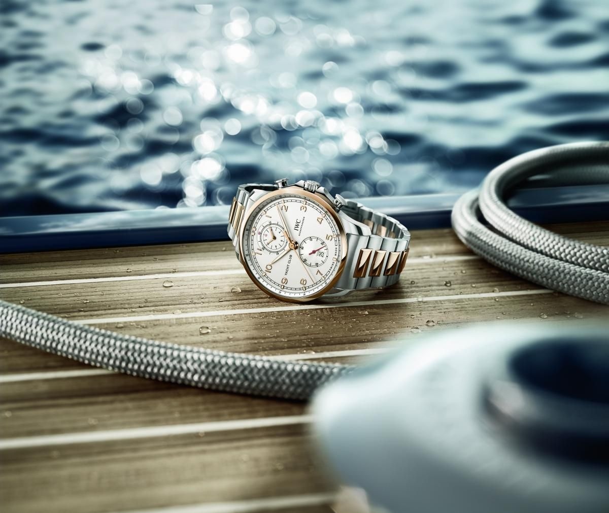 New IWC Portugieser Yacht Club Chronograph Watches for 2020