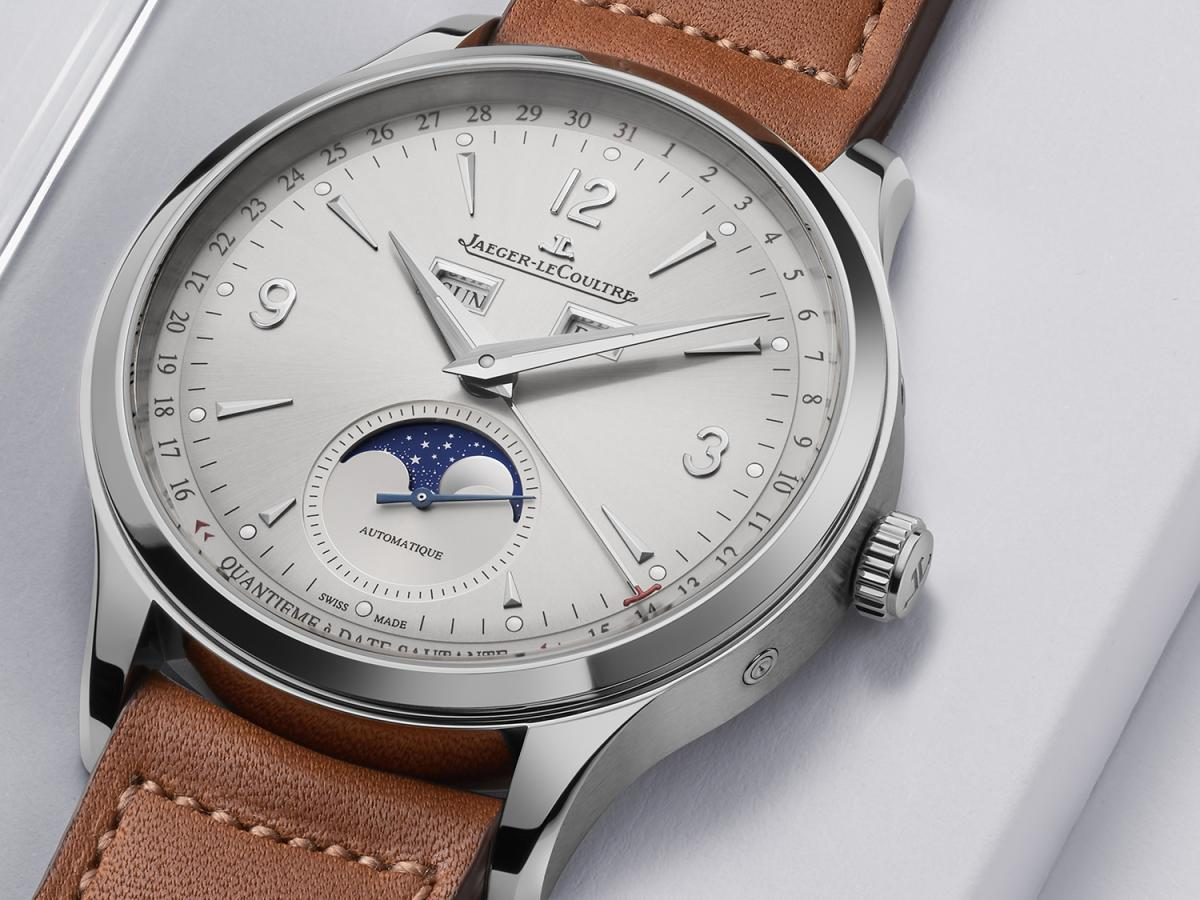 New Jaeger-LeCoultre Master Control Watches for 2020