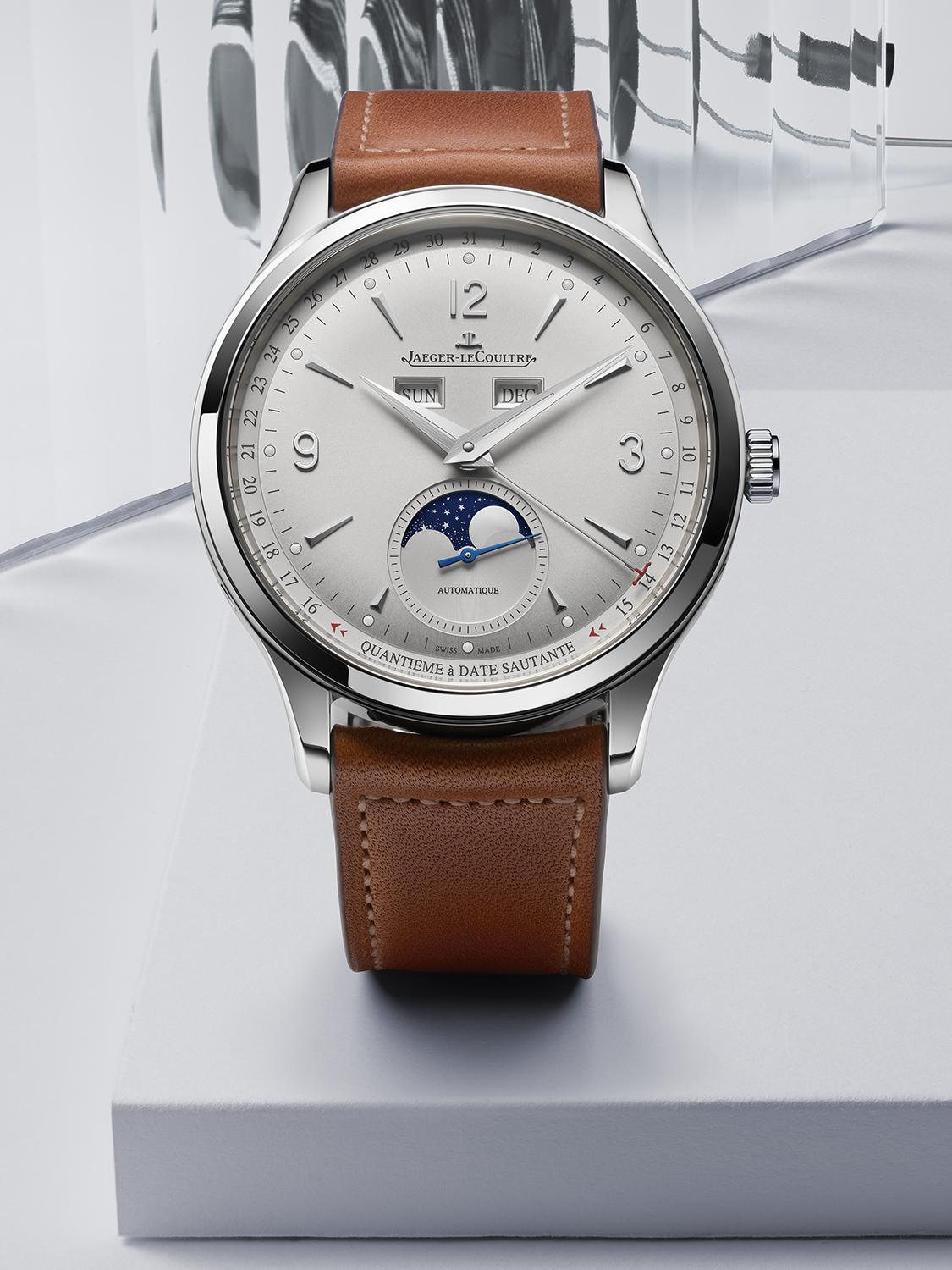 New 2020 Jaeger-LeCoultre Master Control calendar Watches