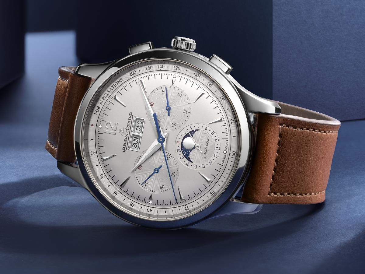 New 2020 Jaeger-LeCoultre Master Control Chronograph Calendar Watch for 202