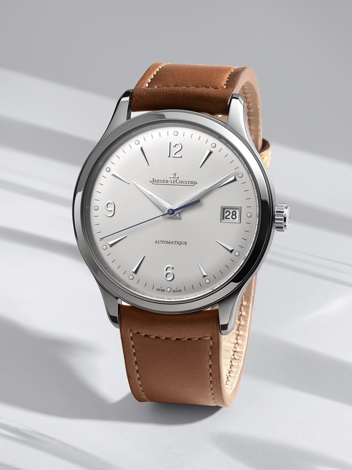 New Jaeger-LeCoultre Master Control Date Watches for 2020