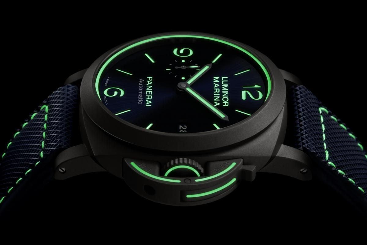 Introducing New Panerai Luminor Marina Watch Models for 2020 PAM1117