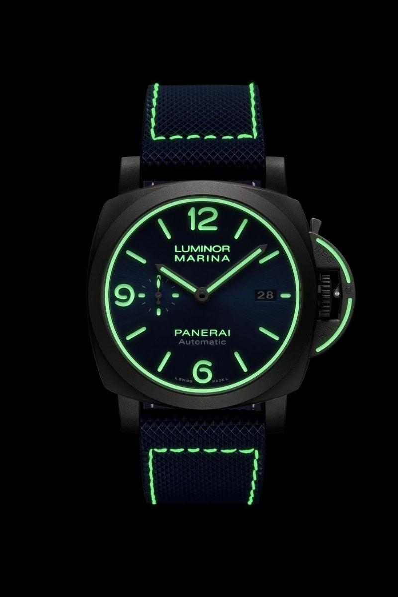 New Panerai Luminor Marina Watches for 2020 PAM1117