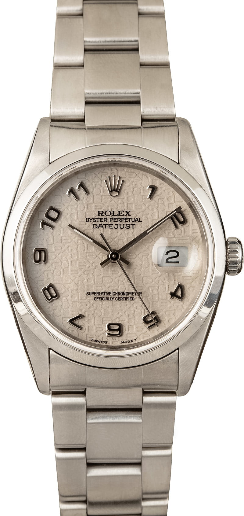 Is Rolex Datejust 36 The Ultimate Luxury Dress Watch? Stainless Steel 16200