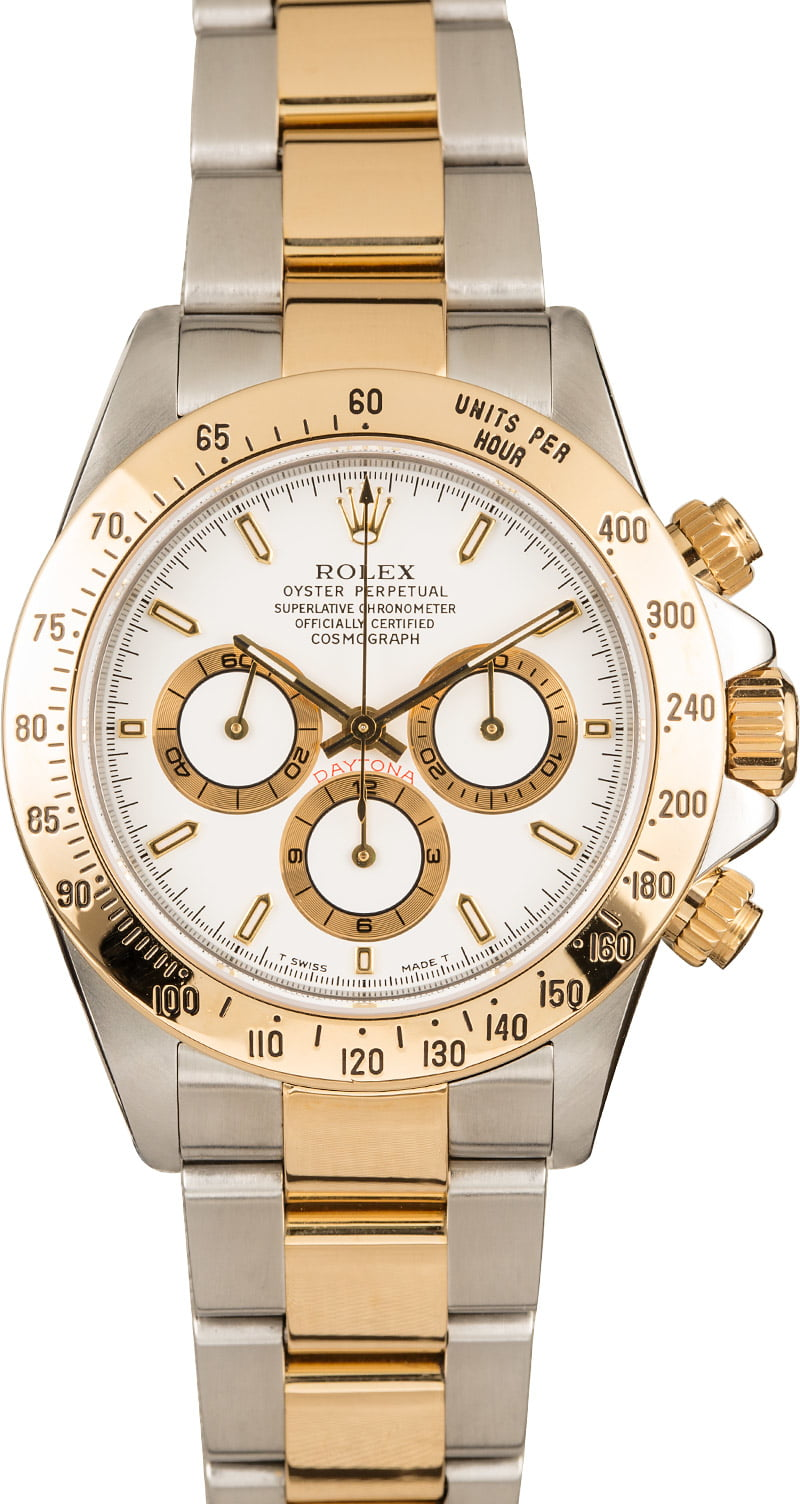 Best 3 Mens Rolex Watch Collection Two-Tone Rolesor Daytona 16523