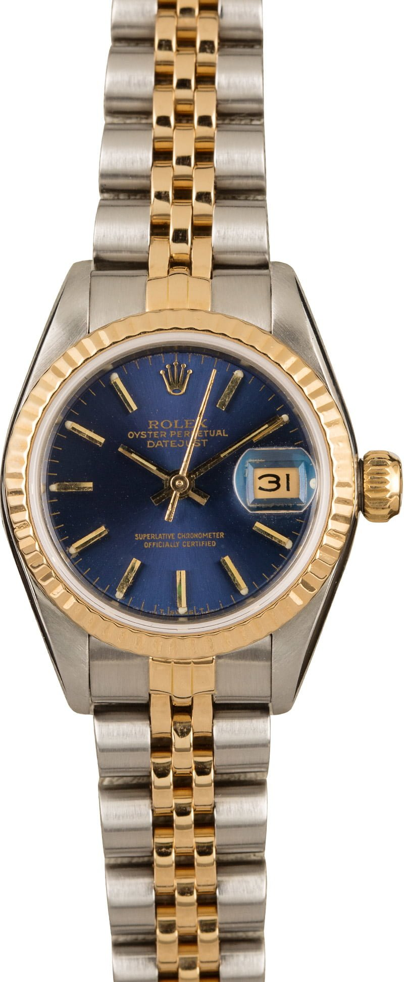 Best Budget Rolex Watches for Women Lady-Datejust two-tone 69173