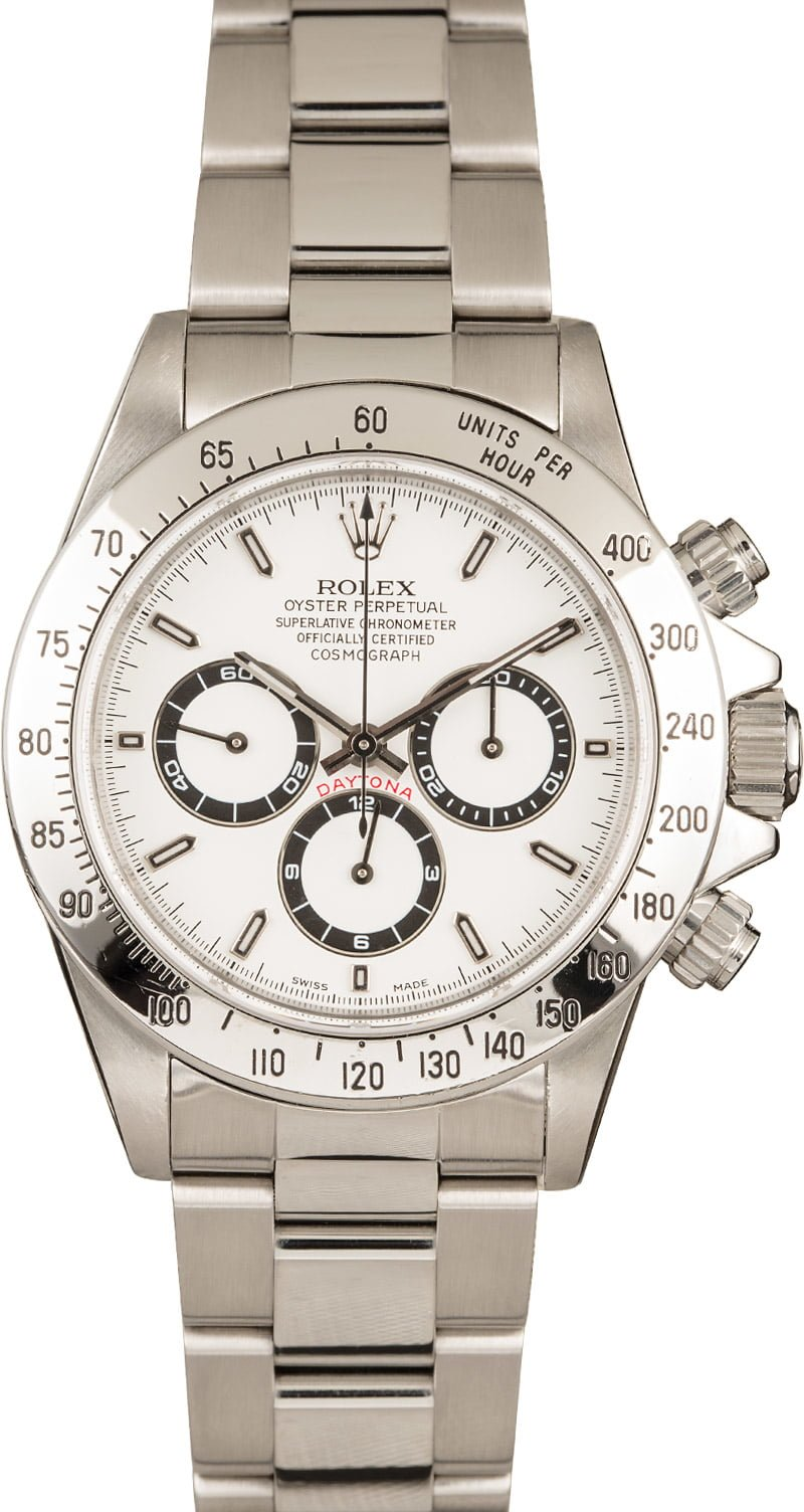 Rolex Daytona Watches Best Bargain Models Zenith 16520