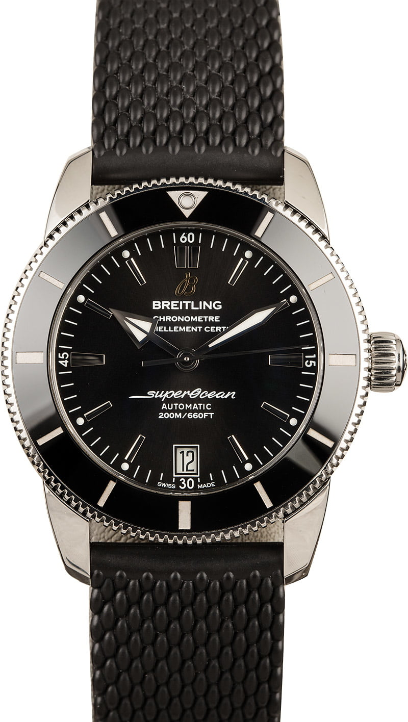 Guide to Breitling Watches Straps Mesh Rubber