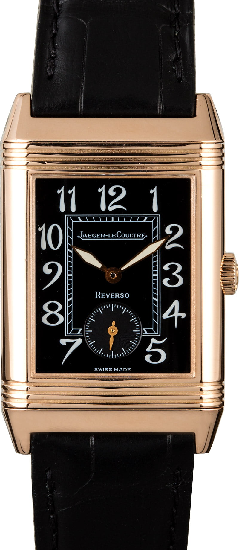 7 Most Iconic Mens Luxury Watches Every Collector Should Own JLC Reverso