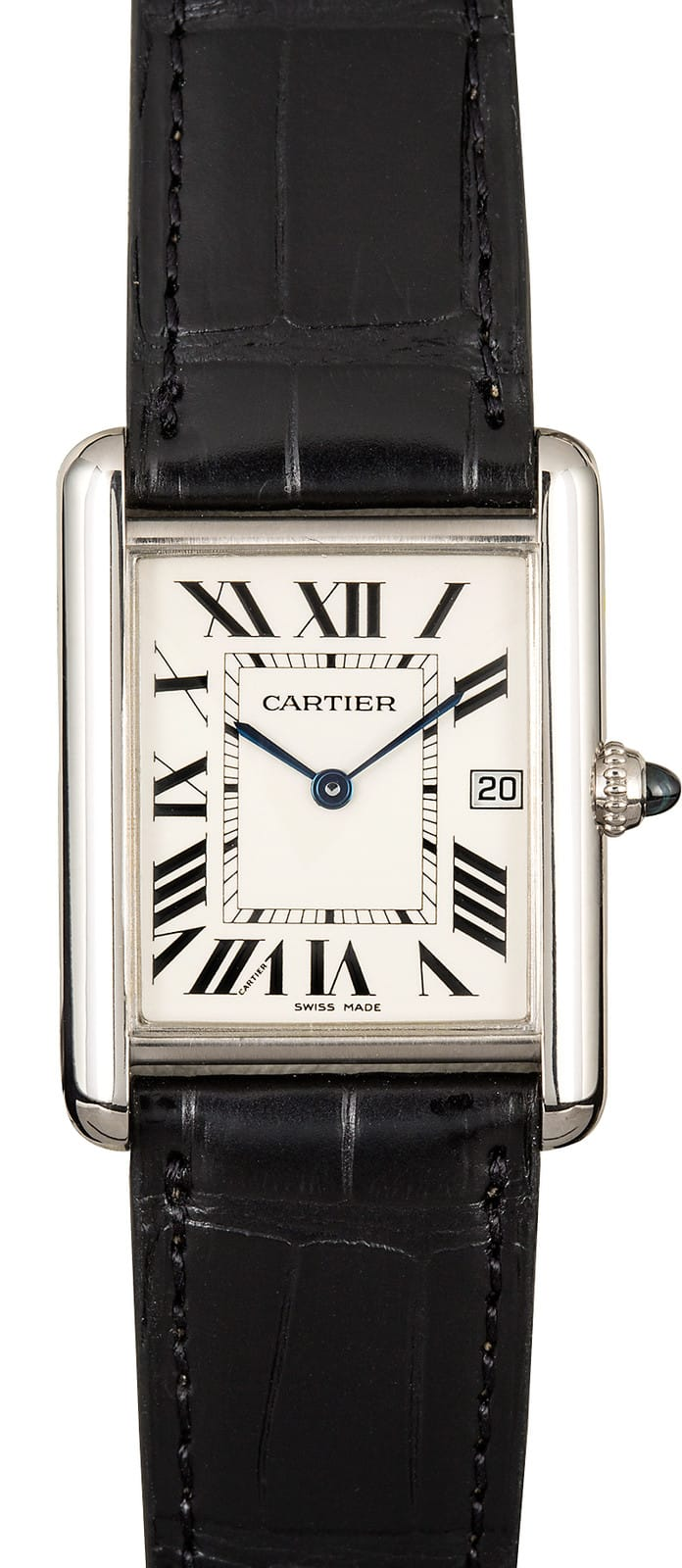 Top Iconic Mens Luxury Watches That Every Collector Should Know Cartier Tank Watch