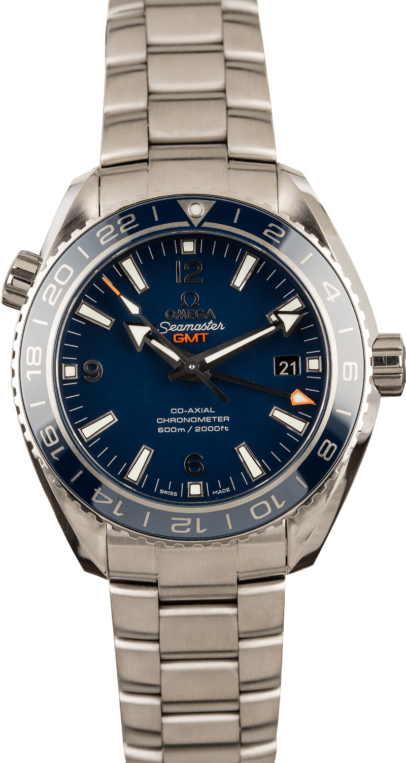 Not James Bond Best Omega Seamaster Watches Worth Owning Planet Ocean GMT