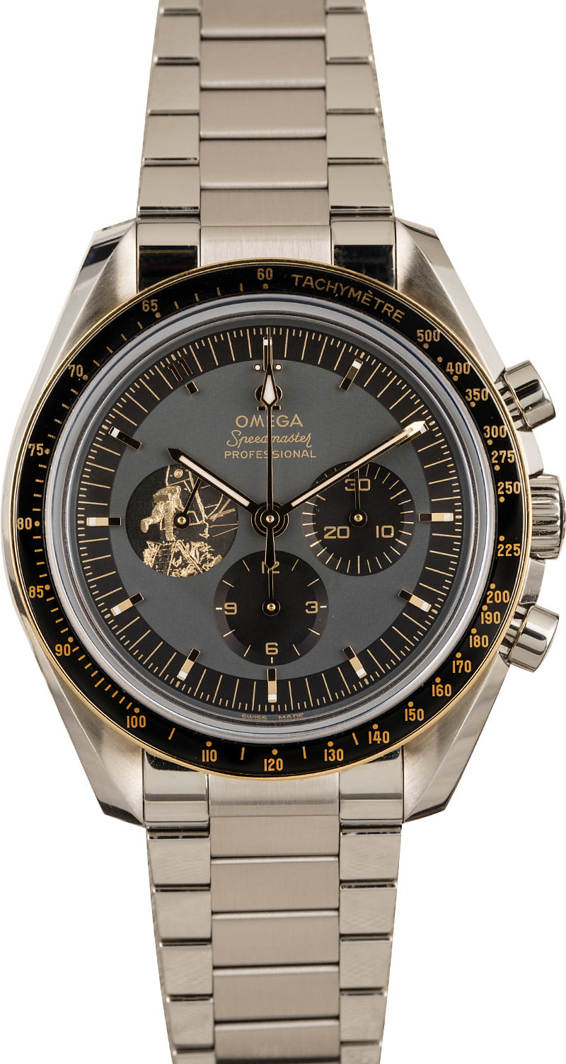 Best Limited Edition Omega Speedmaster Watches Apollo 11 50th Anniversary