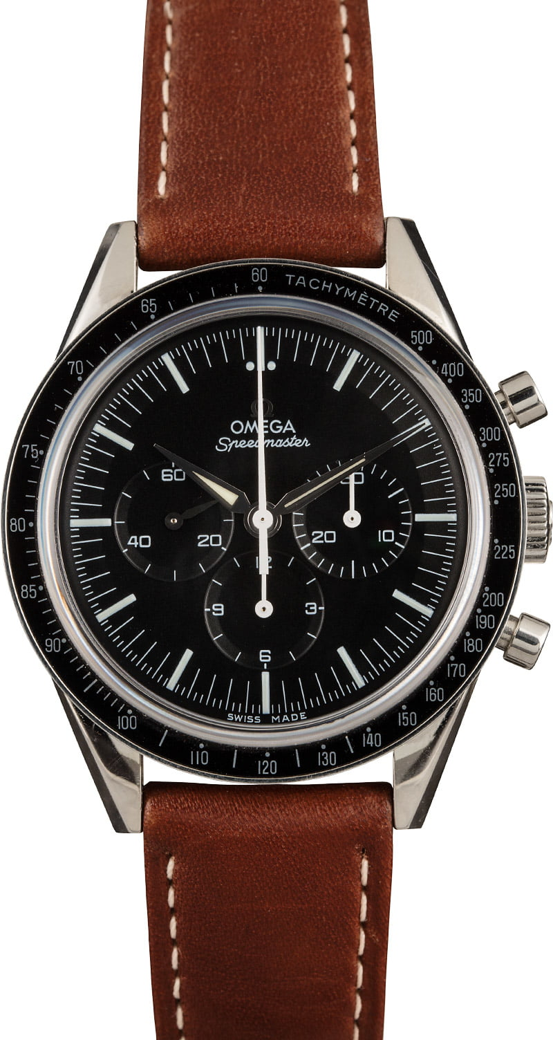 Best Value Pre-Owned Omega Watches Speedmaster FOIS