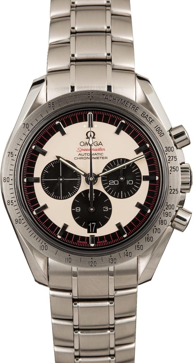 Favorite Limited Edition Omega Speedmaster Models Schumacher Legend