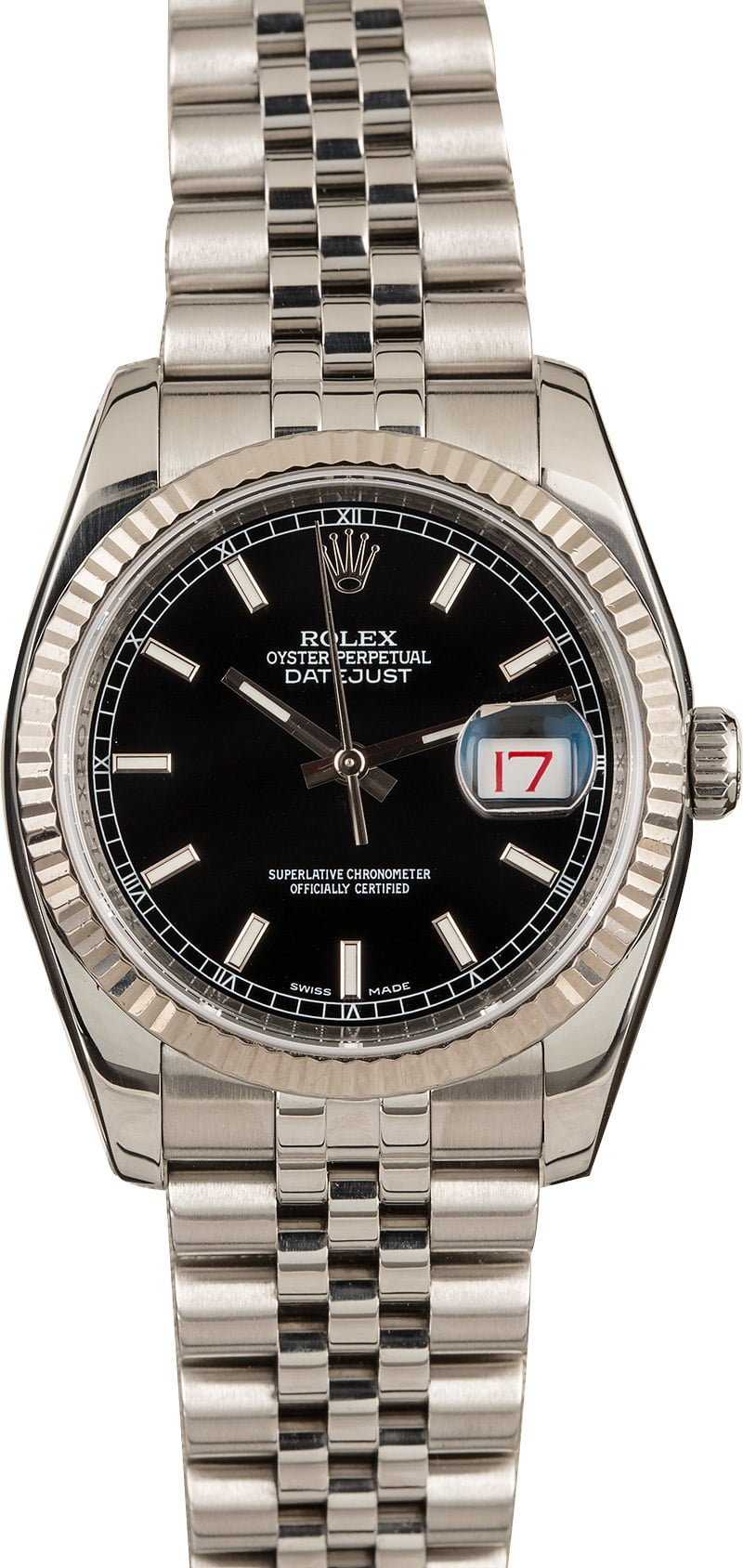 The Best Rolex Watches for Sale Now Datejust 116234 Rolseor Black Dial