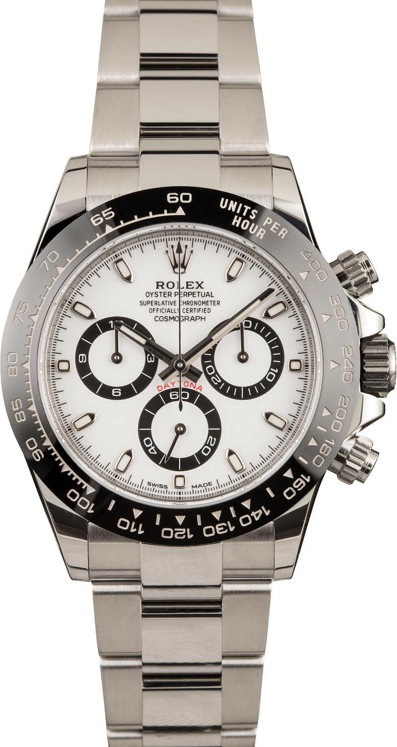 Perfect Three Mens Rolex Watch Collection Ceramic Daytona 116500 LN