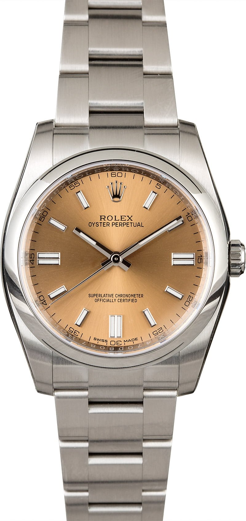 Luxury Watches Between $1K and $5K Buying Guide Rolex Oyster Perpetual 36 White Grape Dial