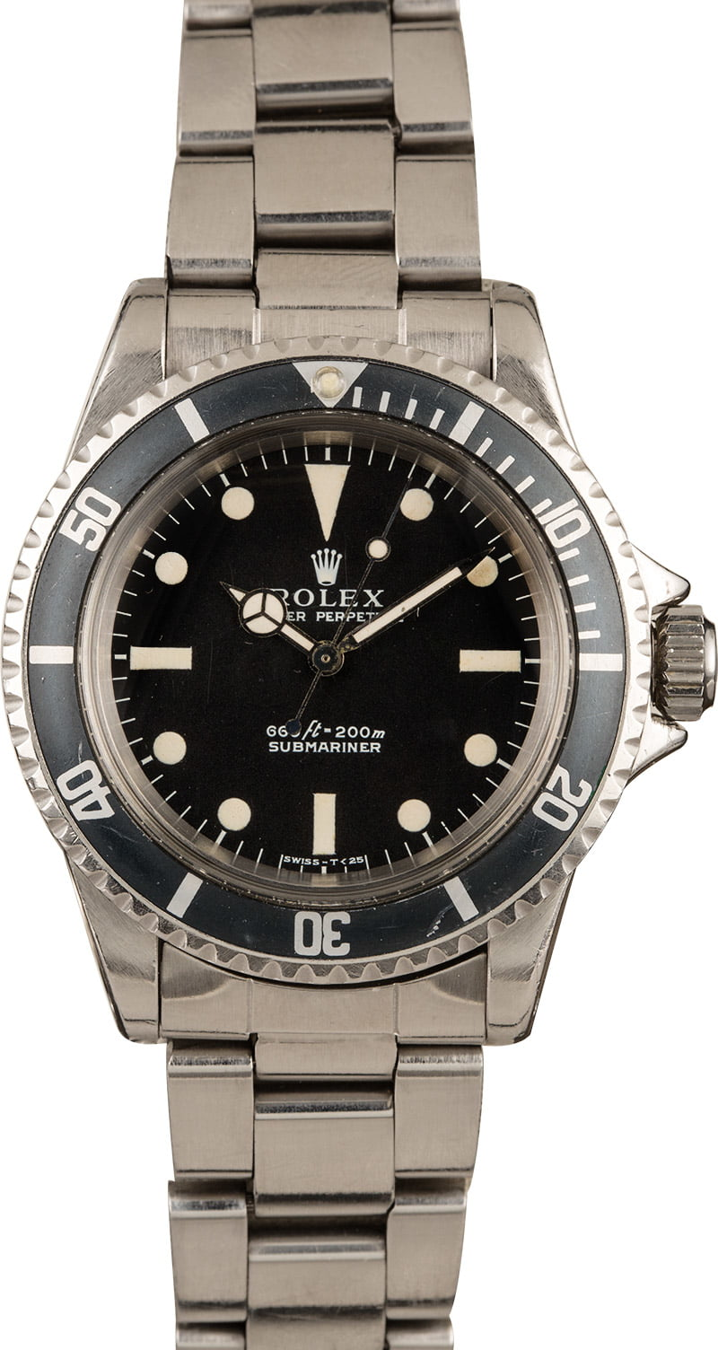 Perfect 3 Mens Rolex Watch Collection Submariner 5513