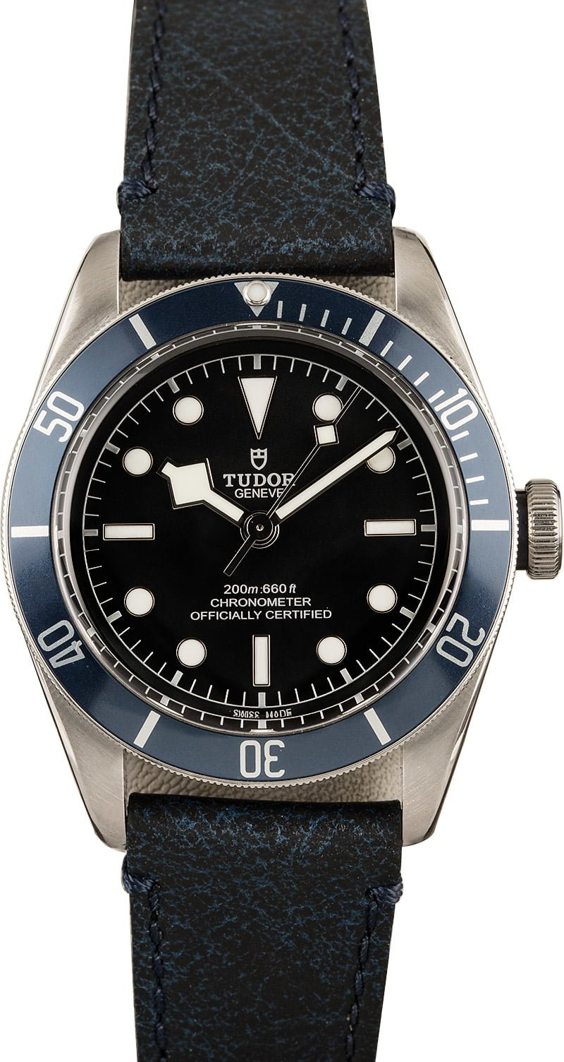 Best Luxury Watches Between $1000 and $5000 Tudor Black Bay Blue