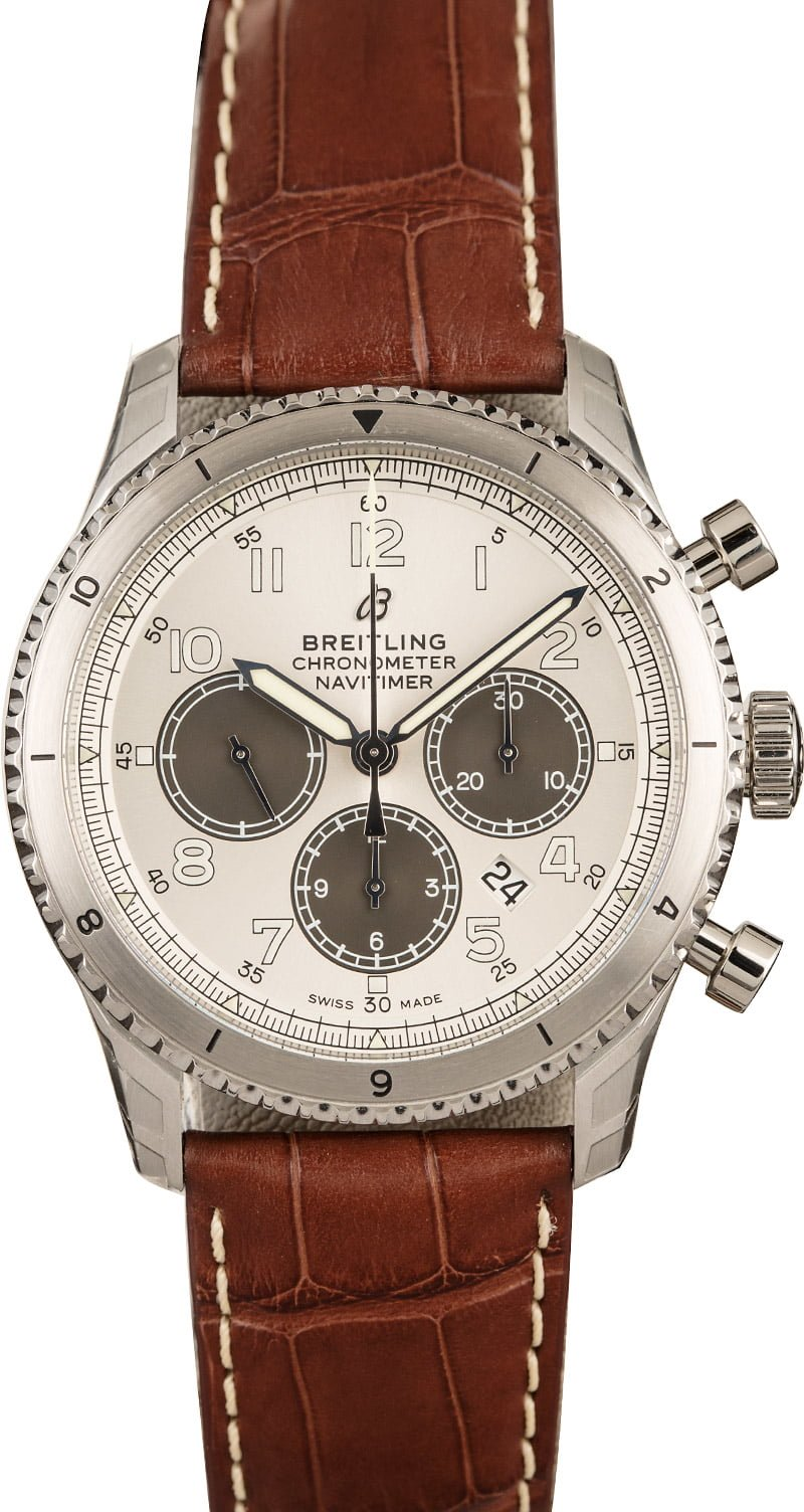 Breitling Watches Some of Our Favorite Navitimer 8 References B01 CHRONOGRAPH