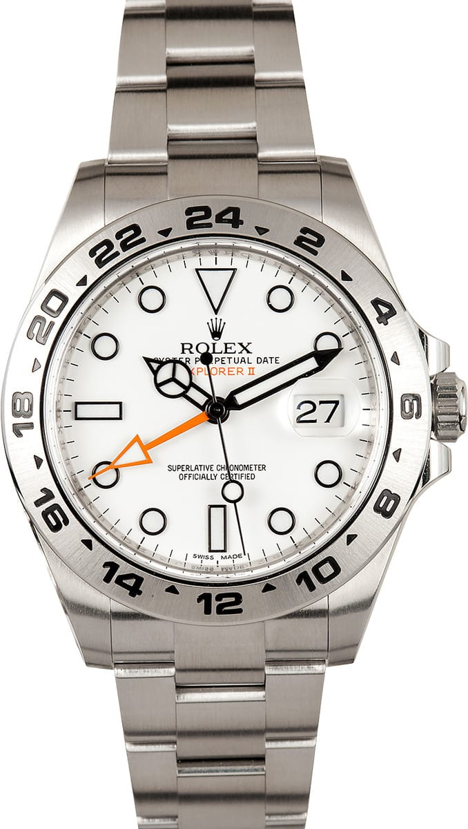 Rolex Professional Watches to Wear on Easter Polar Explorer 216570