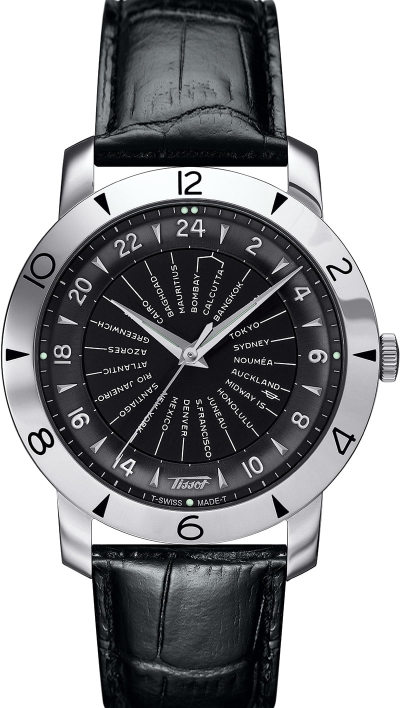 Best Luxury Watches Between $1K and $5K Tissot Heritage Navigator Automatic