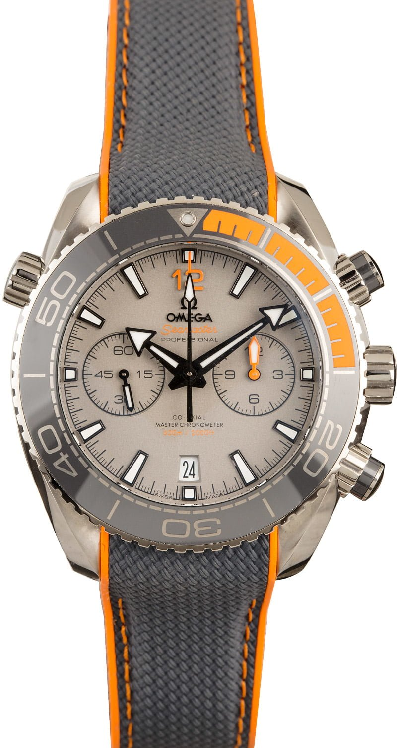 Not James Bond Other Omega Seamaster Planet Ocean Chronograph Watches Worth Owning
