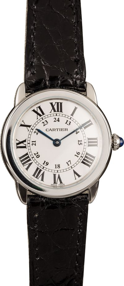 Mothers Day Gift Cartier Ronde Solo