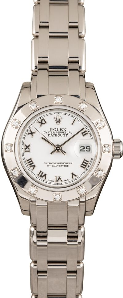 Mothers Day Gift Rolex Lady Pearlmaster