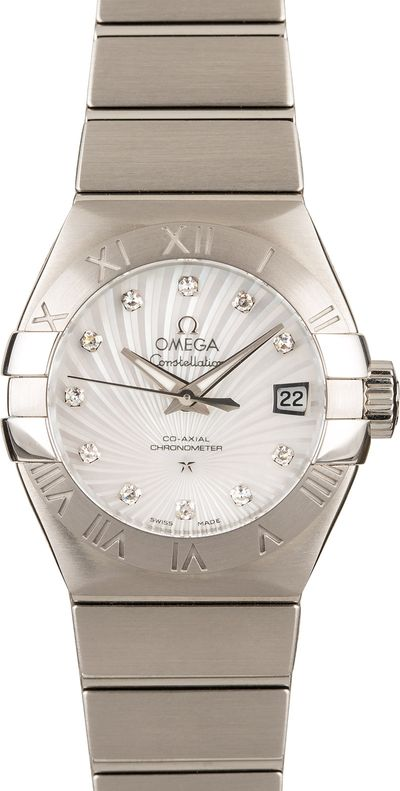Mothers Day Gift Omega Constellation