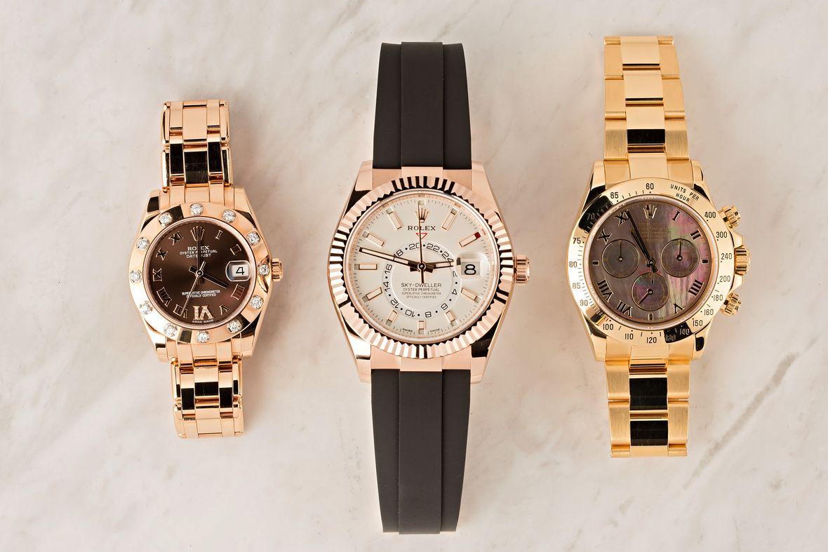 Mothers Day Luxury Watches Over $20k