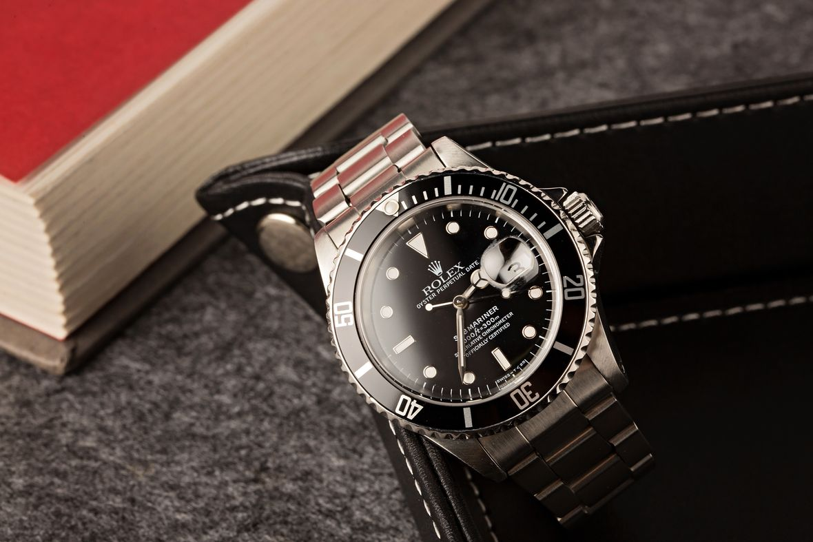Graduation Gift Rolex Submariner