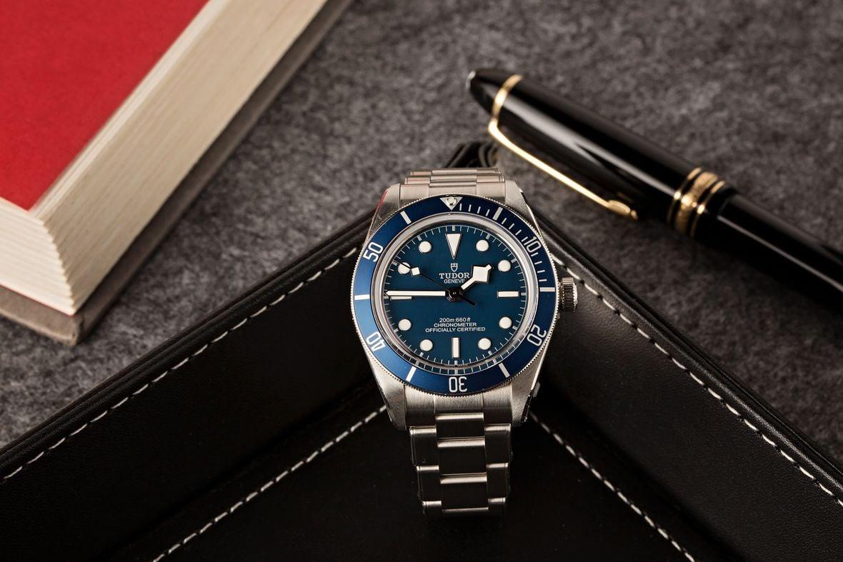 Graduation Gift Tudor Black Bay Fifty-Eight Navy Blue