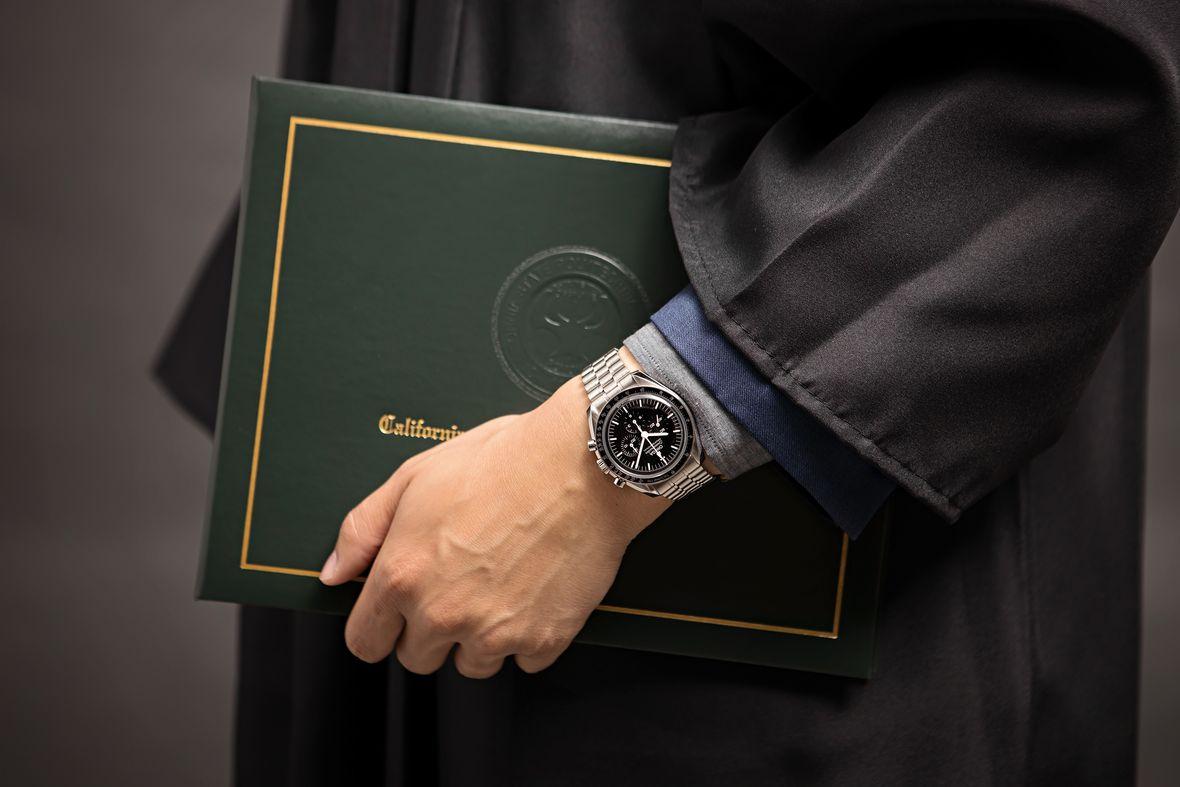 Graduation Gift Omega Speedmaster Moonwatch