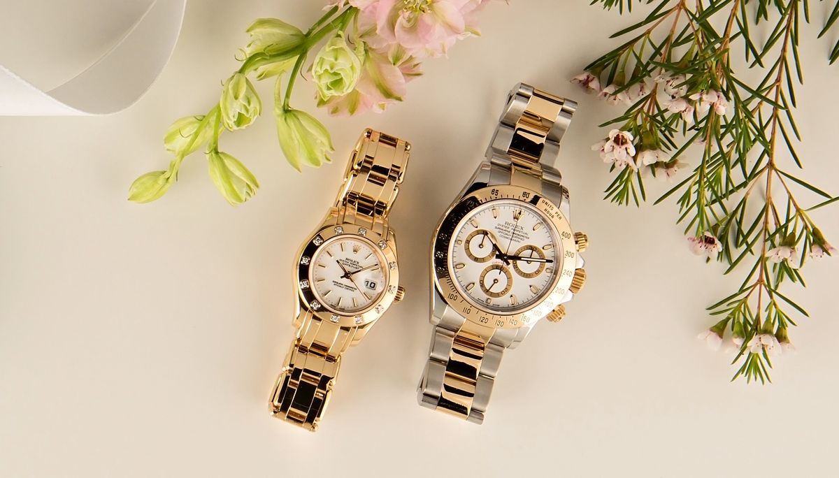 Gift Rolex watches for Mothers Day