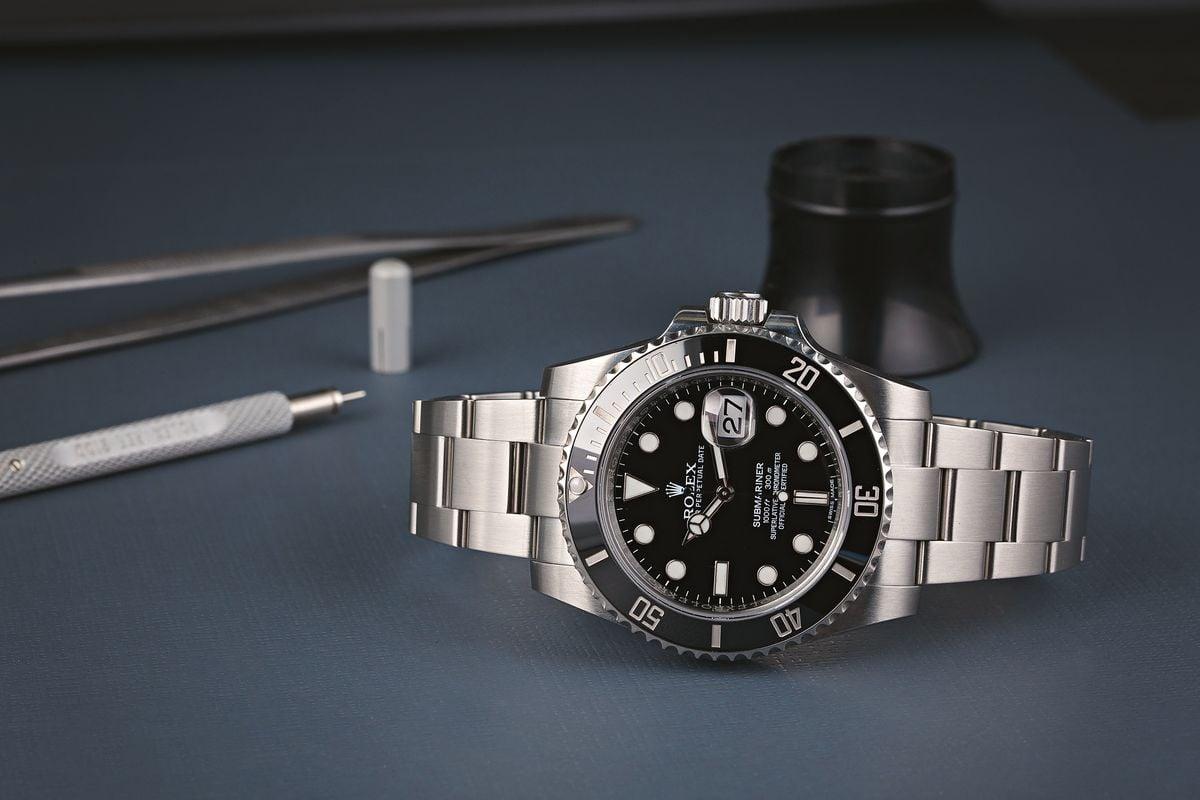 Rolex Submariner Black Price Guide Ceramic Bezel