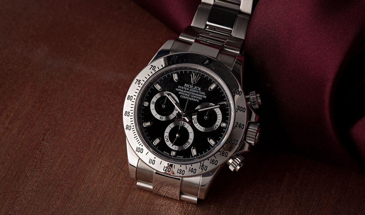 Best Value Rolex Daytona Watches Stainless Steel 116520