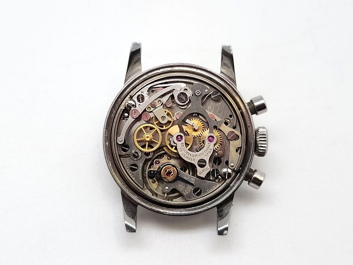 History of Tissot Watches Brand Heritage Lemania Caliber 1281 Movement