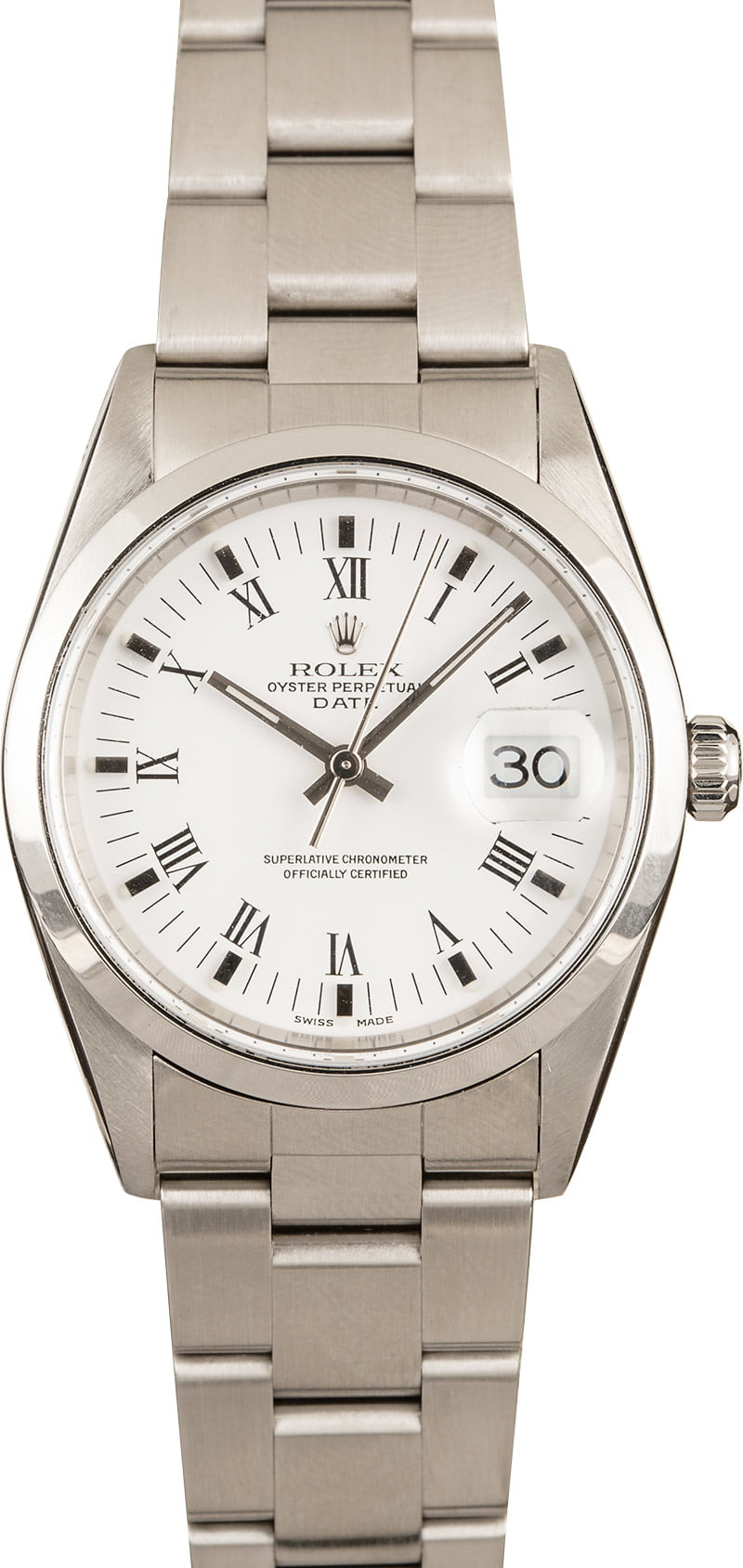 Rolex Datejust 34 Different Sizing Options Date