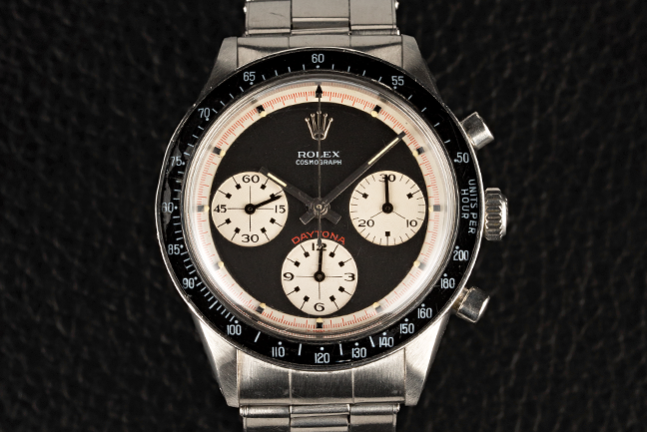 Rolex Auction Watch