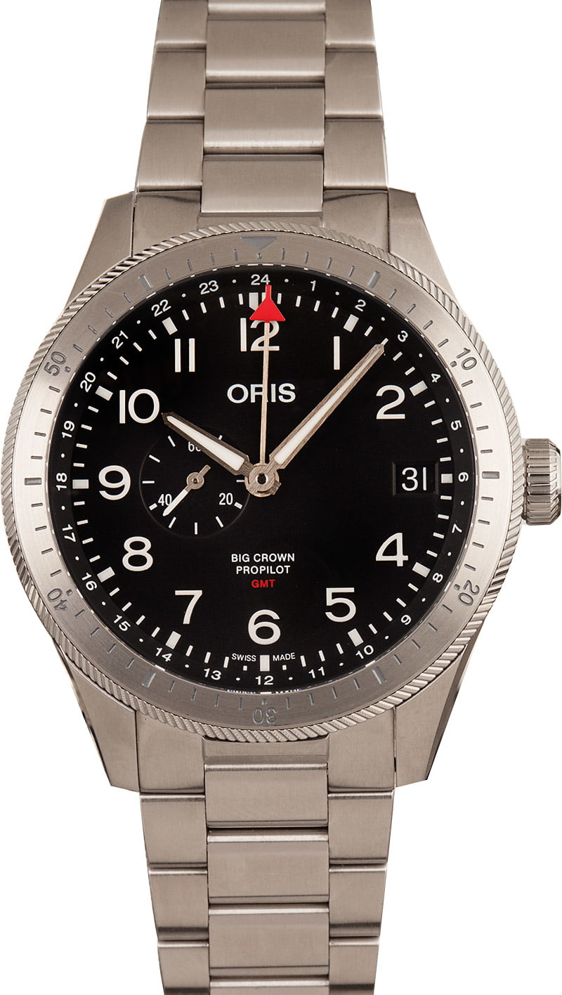 Best Watches Under $5k Guide Oris Big Crown ProPilot